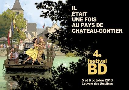 Festival chateau-gontier