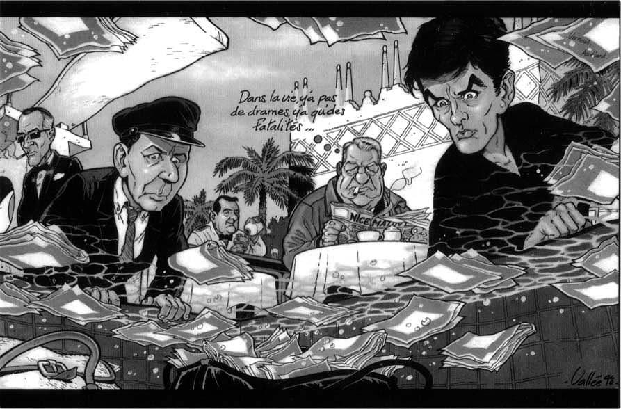 Célèbre affiches | Sylvain Vallée, auteur illustrateur UM85