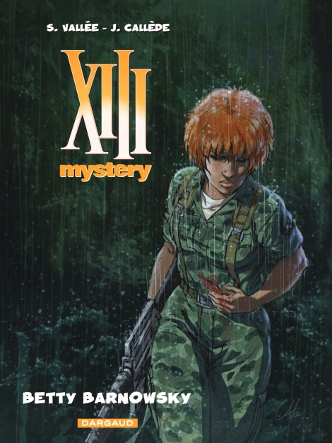 XIII mystery betty barnowsky couverture
